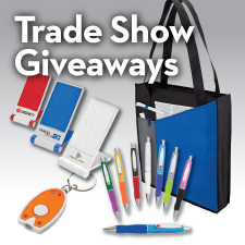 Trade Show Giveaway items
